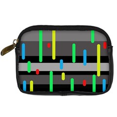 Colorful pattern Digital Camera Cases