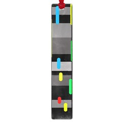 Colorful pattern Large Book Marks