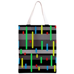 Colorful pattern Classic Light Tote Bag