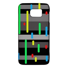Colorful Pattern Galaxy S6