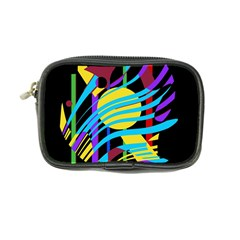 Colorful abstract art Coin Purse