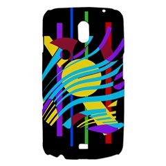 Colorful abstract art Samsung Galaxy Nexus i9250 Hardshell Case