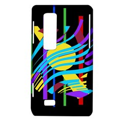 Colorful abstract art LG Optimus Thrill 4G P925