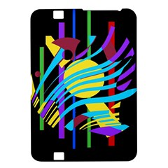 Colorful abstract art Kindle Fire HD 8.9