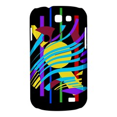 Colorful abstract art Samsung Galaxy Express I8730 Hardshell Case