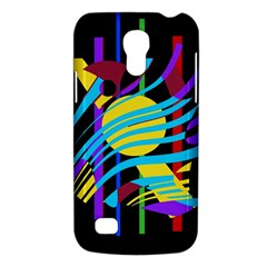 Colorful abstract art Galaxy S4 Mini