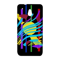 Colorful abstract art HTC One Mini (601e) M4 Hardshell Case