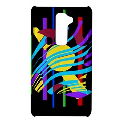 Colorful abstract art LG G2