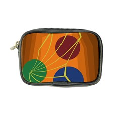 Orange abstraction Coin Purse