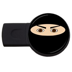 Ninja USB Flash Drive Round (2 GB)