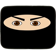 Ninja Fleece Blanket (Mini)