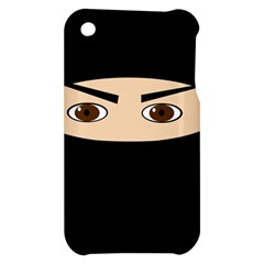 Ninja Apple iPhone 3G/3GS Hardshell Case