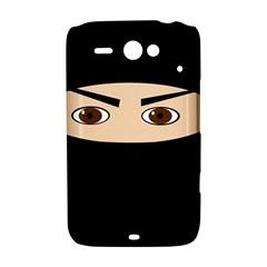 Ninja HTC ChaCha / HTC Status Hardshell Case