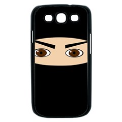 Ninja Samsung Galaxy S III Case (Black)