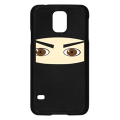 Ninja Samsung Galaxy S5 Case (Black)