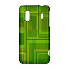 Green pattern HTC Evo Design 4G/ Hero S Hardshell Case