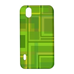 Green pattern LG Optimus P970