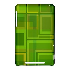 Green pattern Nexus 7 (2012)