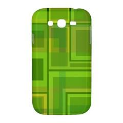 Green pattern Samsung Galaxy Grand DUOS I9082 Hardshell Case