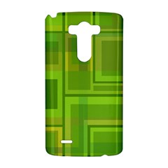 Green pattern LG G3 Hardshell Case