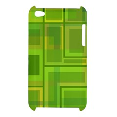 Green pattern Apple iPod Touch 4