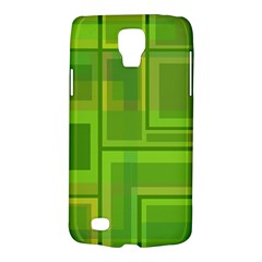 Green pattern Galaxy S4 Active