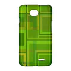 Green pattern LG Optimus L70