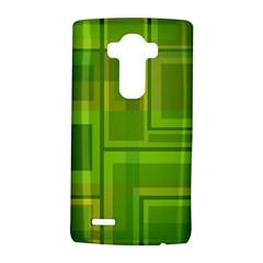 Green pattern LG G4 Hardshell Case