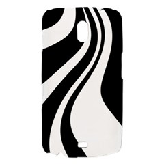 Black and white pattern Samsung Galaxy Nexus i9250 Hardshell Case