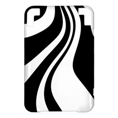 Black and white pattern Kindle 3 Keyboard 3G