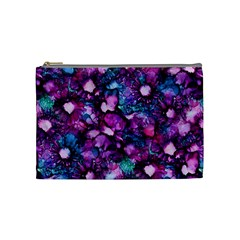 Underwater Garden Cosmetic Bag (Medium)