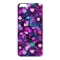 Underwater Garden Apple Seamless iPhone 6 Plus/6S Plus Case (Transparent)