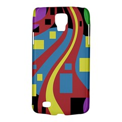 Colorful abstrac art Galaxy S4 Active