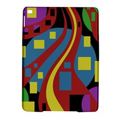 Colorful abstrac art iPad Air 2 Hardshell Cases