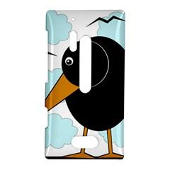 Black raven Nokia Lumia 928
