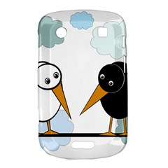 Black and white birds Bold Touch 9900 9930