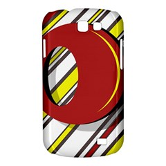 Red and yellow design Samsung Galaxy Express I8730 Hardshell Case