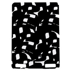 Black and white pattern Kindle Touch 3G