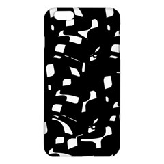 Black and white pattern iPhone 6 Plus/6S Plus TPU Case