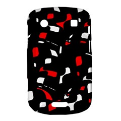 Red, black and white pattern Bold Touch 9900 9930