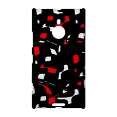 Red, black and white pattern Nokia Lumia 1520