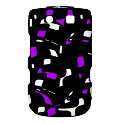 Purple, black and white pattern Torch 9800 9810