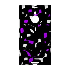 Purple, black and white pattern Nokia Lumia 1520