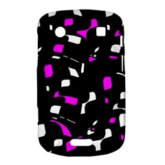 Magenta, black and white pattern Bold Touch 9900 9930