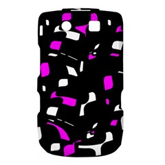 Magenta, black and white pattern Torch 9800 9810