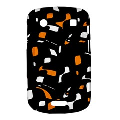 Orange, black and white pattern Bold Touch 9900 9930