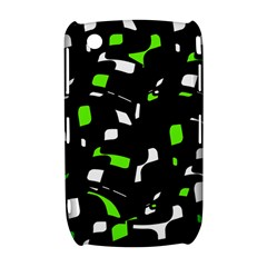 Green, black and white pattern Curve 8520 9300