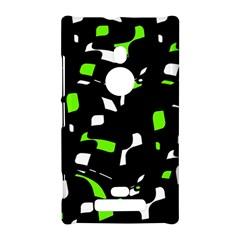 Green, black and white pattern Nokia Lumia 925