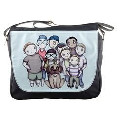 Sandlot Messenger Bags