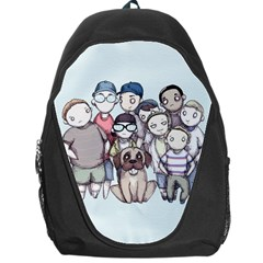 Sandlot Backpack Bag